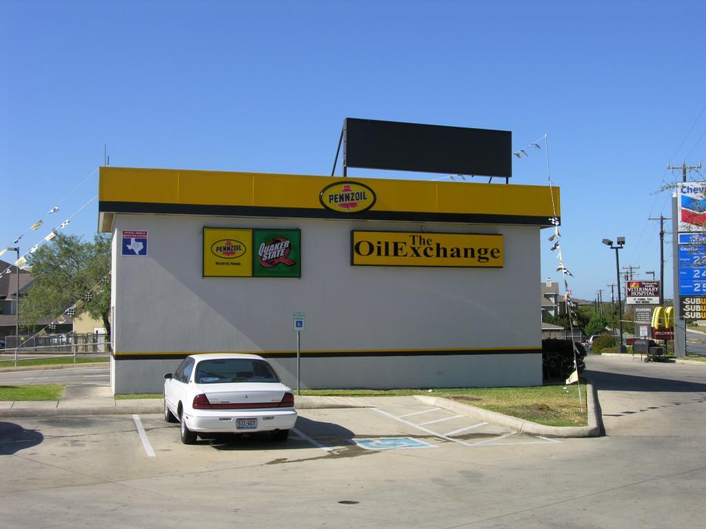 The Oil Exchange >> The Oil Exchange San Antonio Tx 78240 210 699 9093