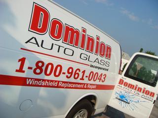 Dominion Auto Glass Inc. - Richmond, VA