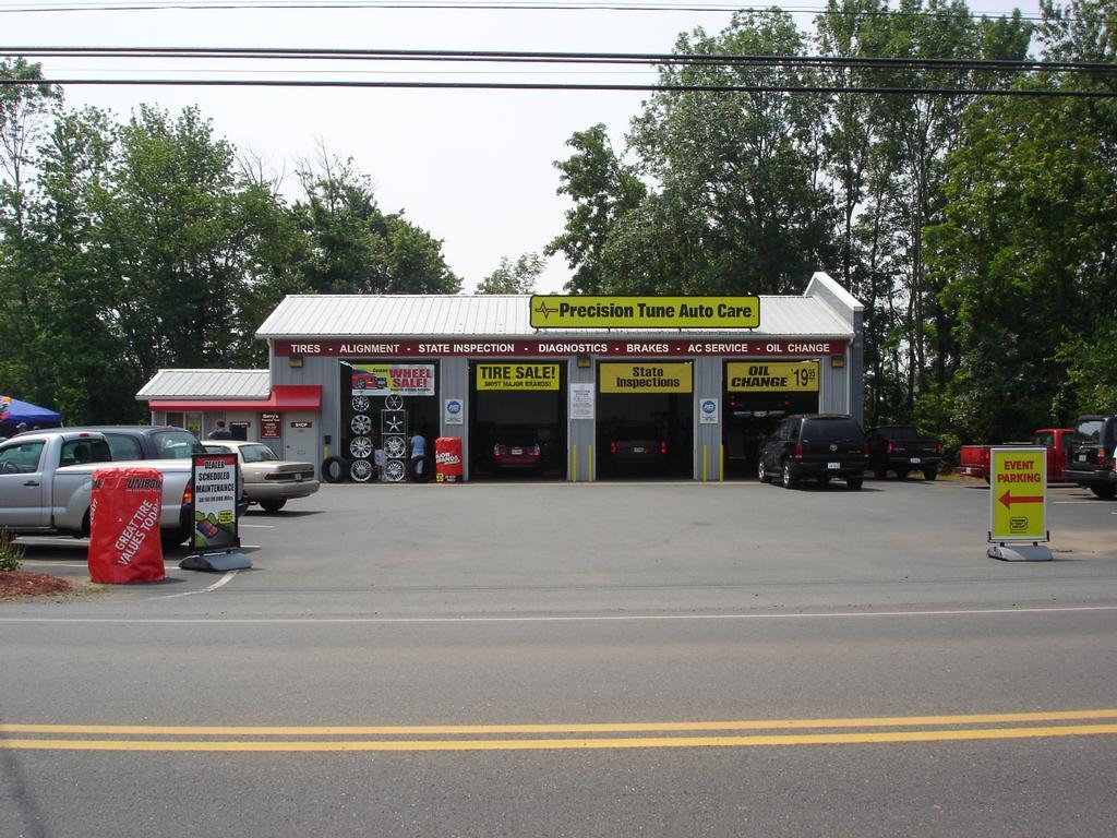 Precision Auto Tune Tire Prices