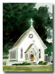 St Stephen's Anglican Church - Heathsville, VA