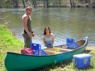 Wilderness Canoe Campground - Natural Bridge Station, VA