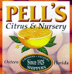 Pelllogo2 Treeline By Pells Citrus Nursery