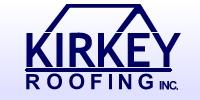 LogoBlock. Banner By Kirkey Roofing Inc
