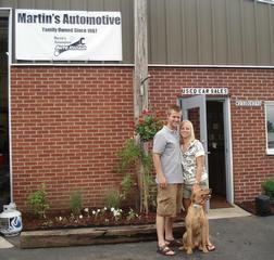 Martin's Automotive Service, LLC - Big Bend, WI