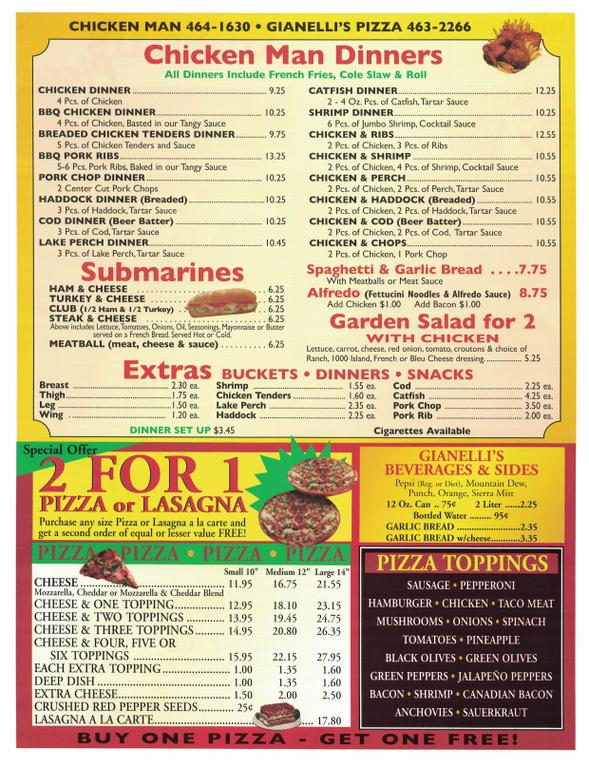 Ians pizza coupons