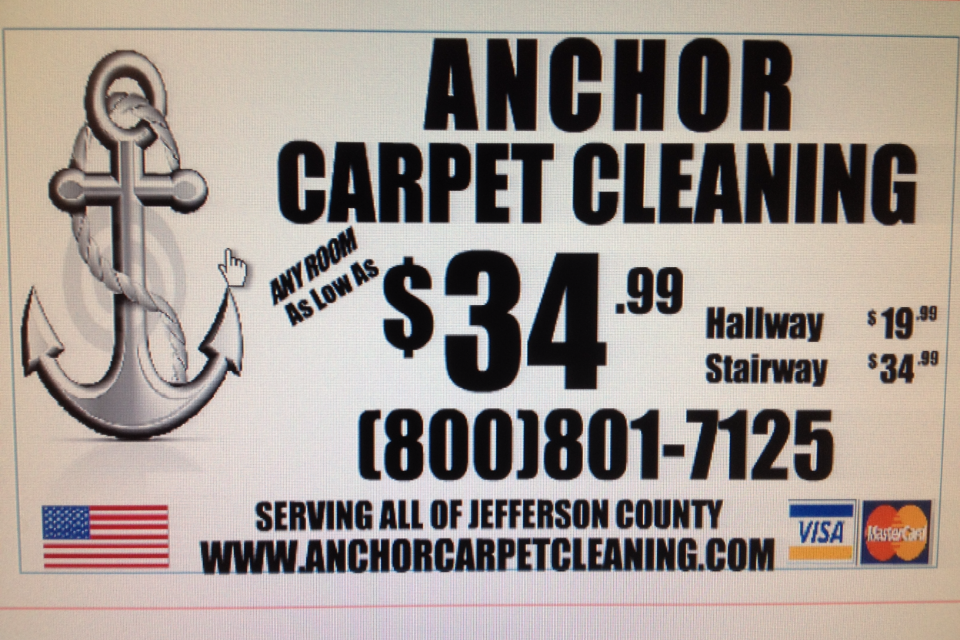 Anchor Carpet Cleaning Service Clayton Ny 13624 800