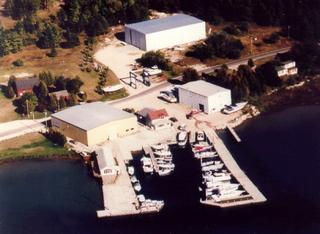 Shipyard Island Marina - Washington Island, WI