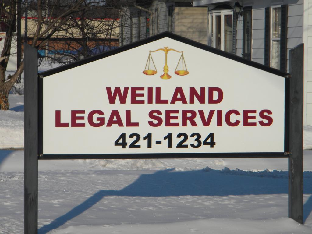 Weiland Legal Services Wisconsin Rapids Wi 54494 715 421 1234