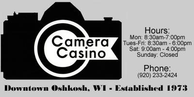 Camera casino in oshkosh