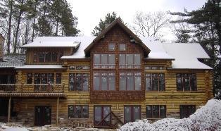 Classic Log Homes INC - Wisconsin Rapids, WI