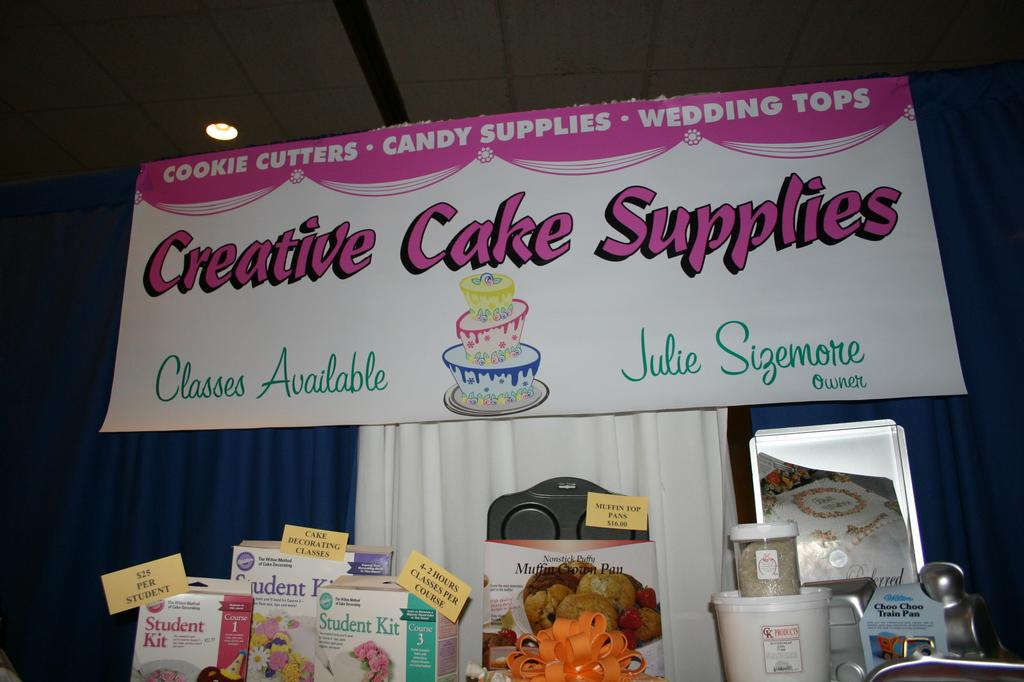 Creative Cake Supplies - Green Bay WI 54303 920-494-3656