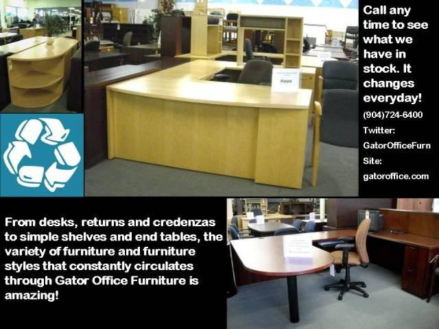 Maple ushaped desk g from gator office furniture in