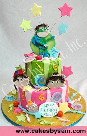 Jacksonville Bakeries Birthday Cakes