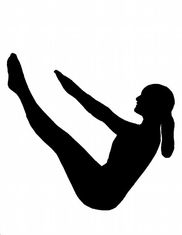 girl black on white good from Pilates for Life in Maumelle, AR 72113