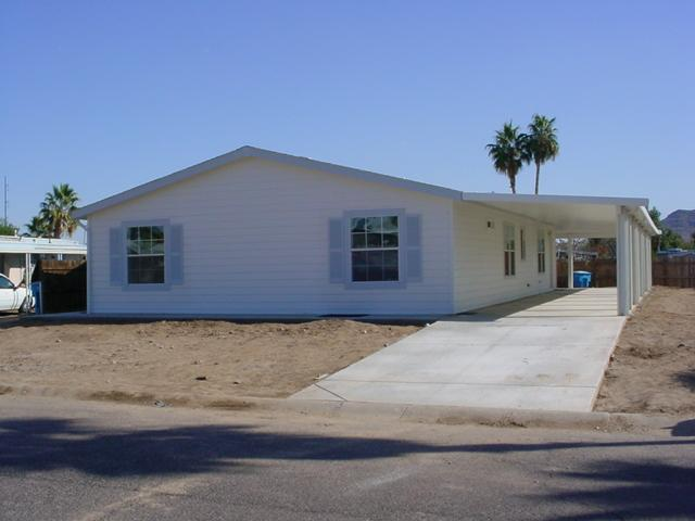 CASA GRANDE MOBILE HOME PARKS Mobile Homes