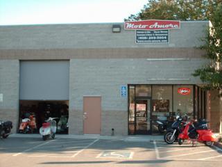 Moto Amore - Santa Clara, CA