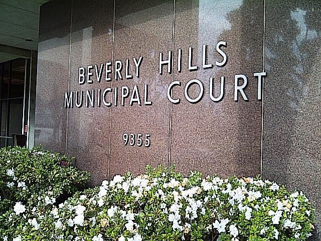 Court records los angeles
