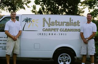 Naturalist Carpet Cleaning - Santa Barbara, CA