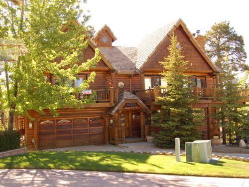 Big Bear Cool Cabins Big Bear Lake Ca 92315 800 550 8779