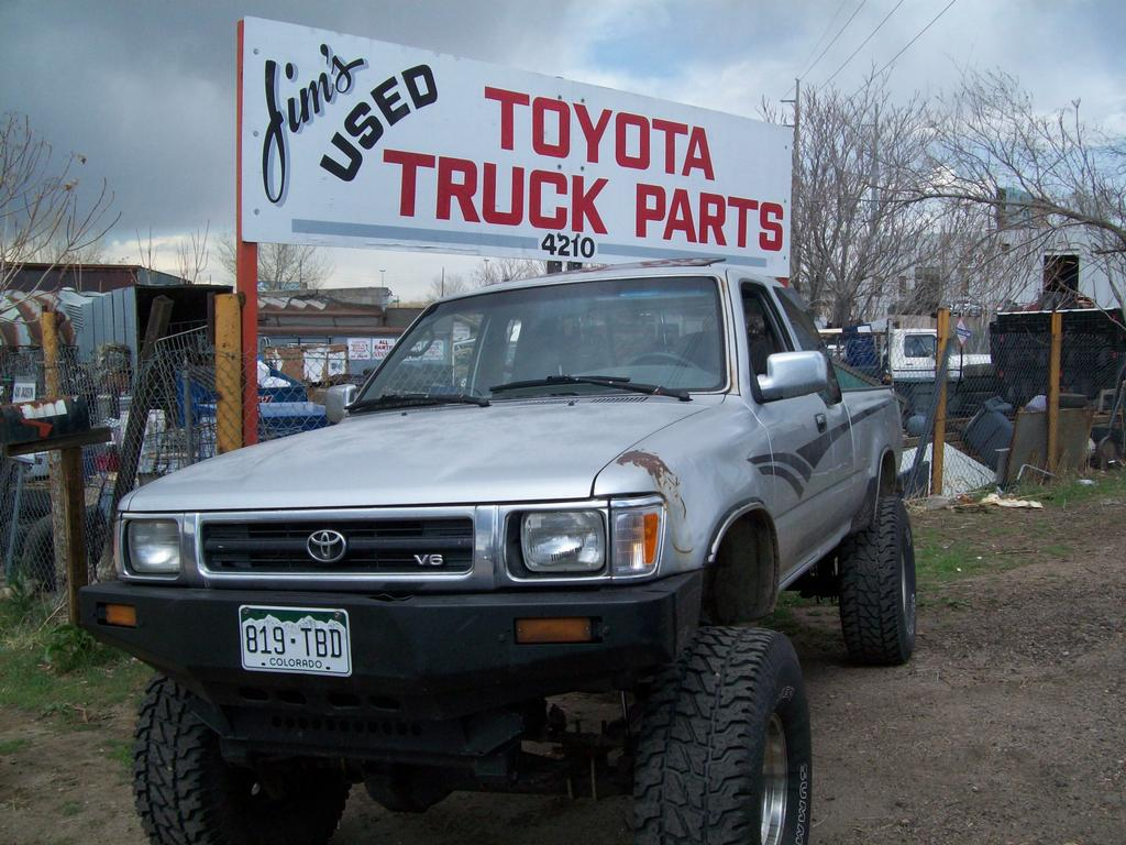 Toyota Used Parts >> Jim S Used Toyota Truck Parts Denver Co 80229 303 506 5119