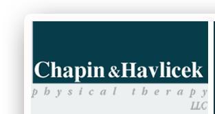 Ells, Virginia - Chapin & Havlicek Physcl Thrpy - Branford, CT