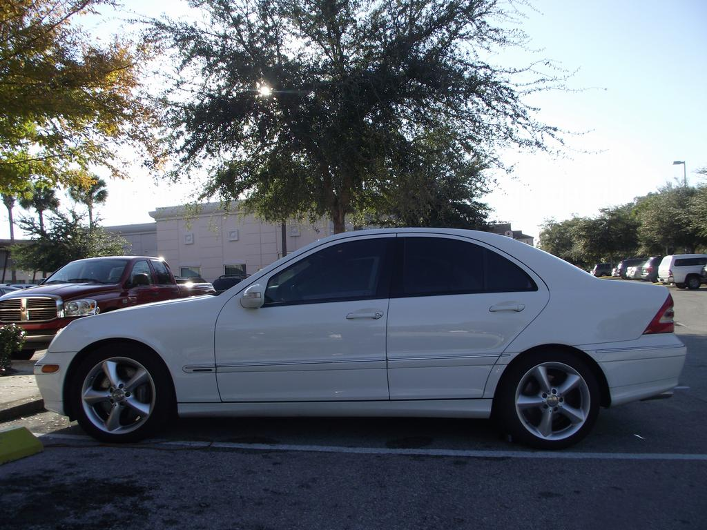 Choice window tinting orlando fl 32829 321 439 3064 for Mercedes benz window tint