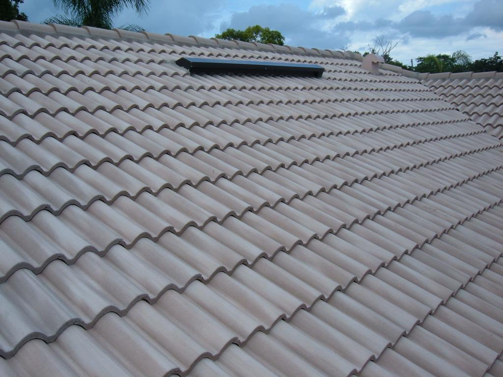 Concrete Tile Roofing Seminole Fl From Thunder Bay Inc
