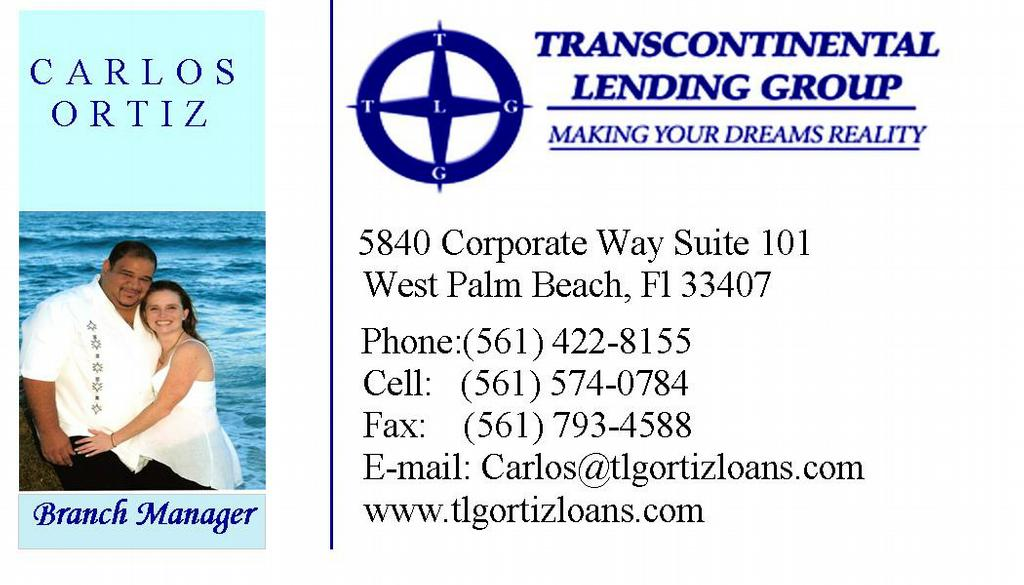 Transcontinental Lending Group Inc 19