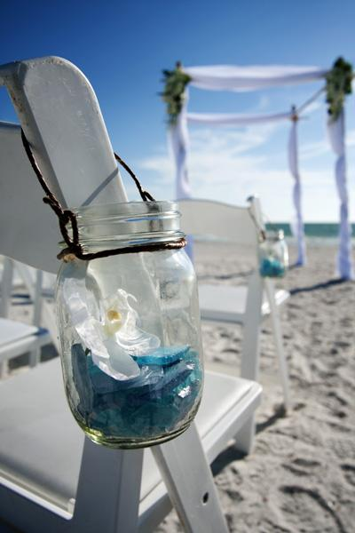 Clearwater Beach Wedding Venues on Perfect Florida Beach Wedding  St Pete Fl 33706