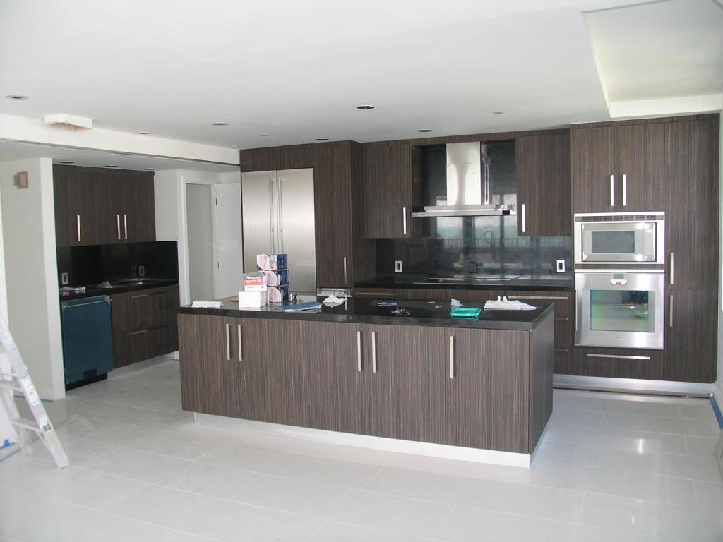 All Wood Kitchen Cabinets Miami
