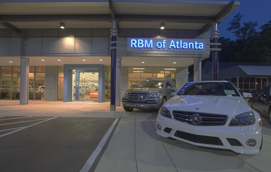 Mercedes benz atlanta ga dealer rbm of atlanta autos post for Atlanta mercedes benz dealers
