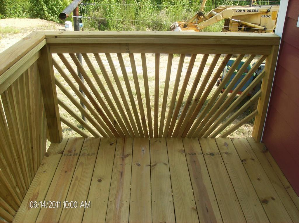 1000 Images About Deck Railings On Pinterest