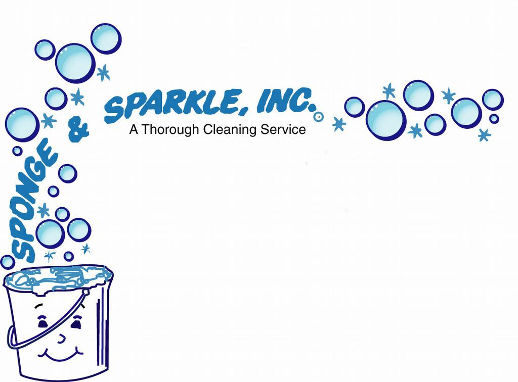 Logo From Sponge Amp Sparkle House Cleaning Inc In Atlanta