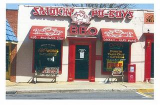 Smokin Po Boys BBQ - Winder, GA