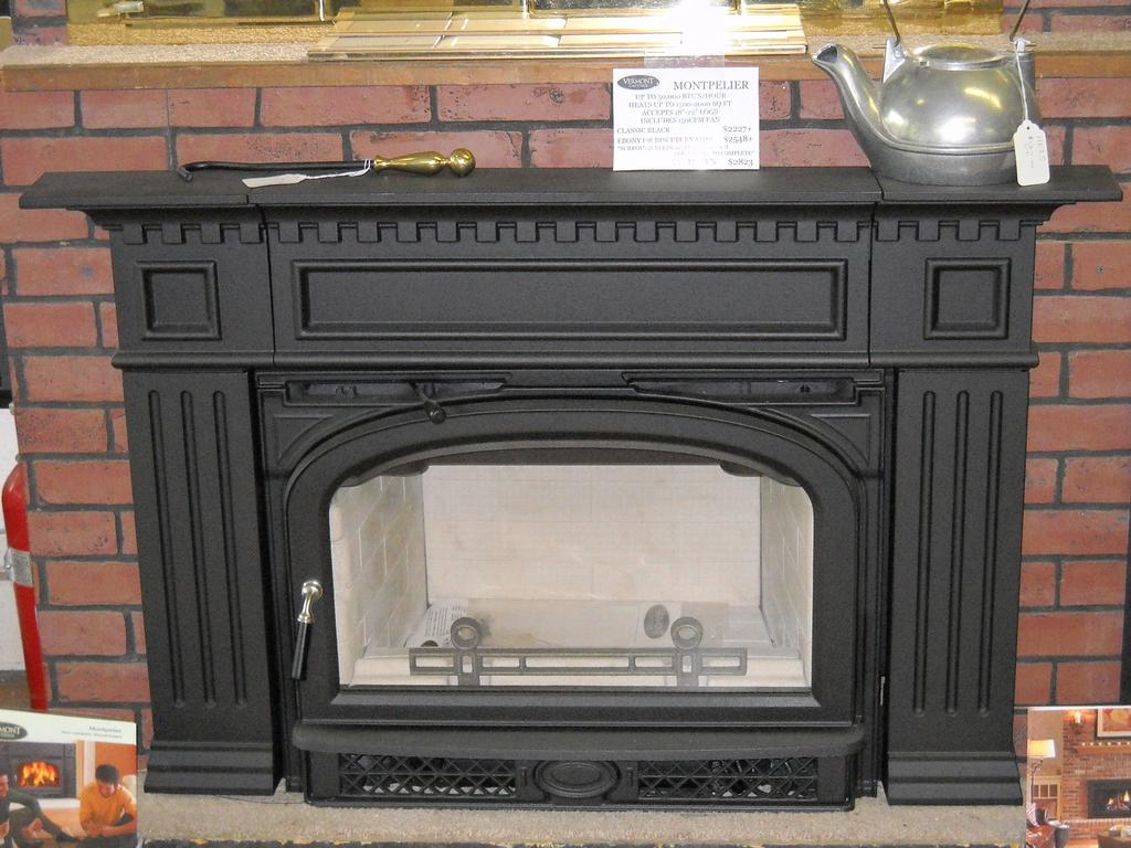Fireplace Village Wood Burning Insert Vermont From Fireplace Village In Bedford