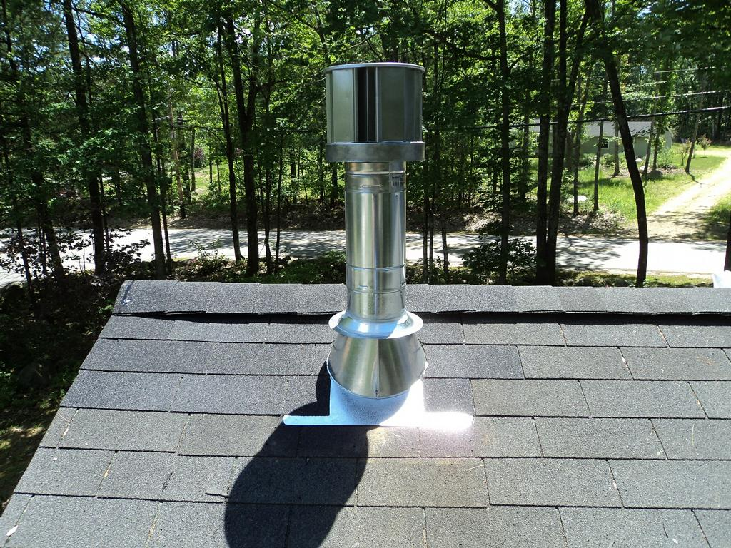 Gas Stove Chimney from Fireplace Village in Bedford, NH 03110