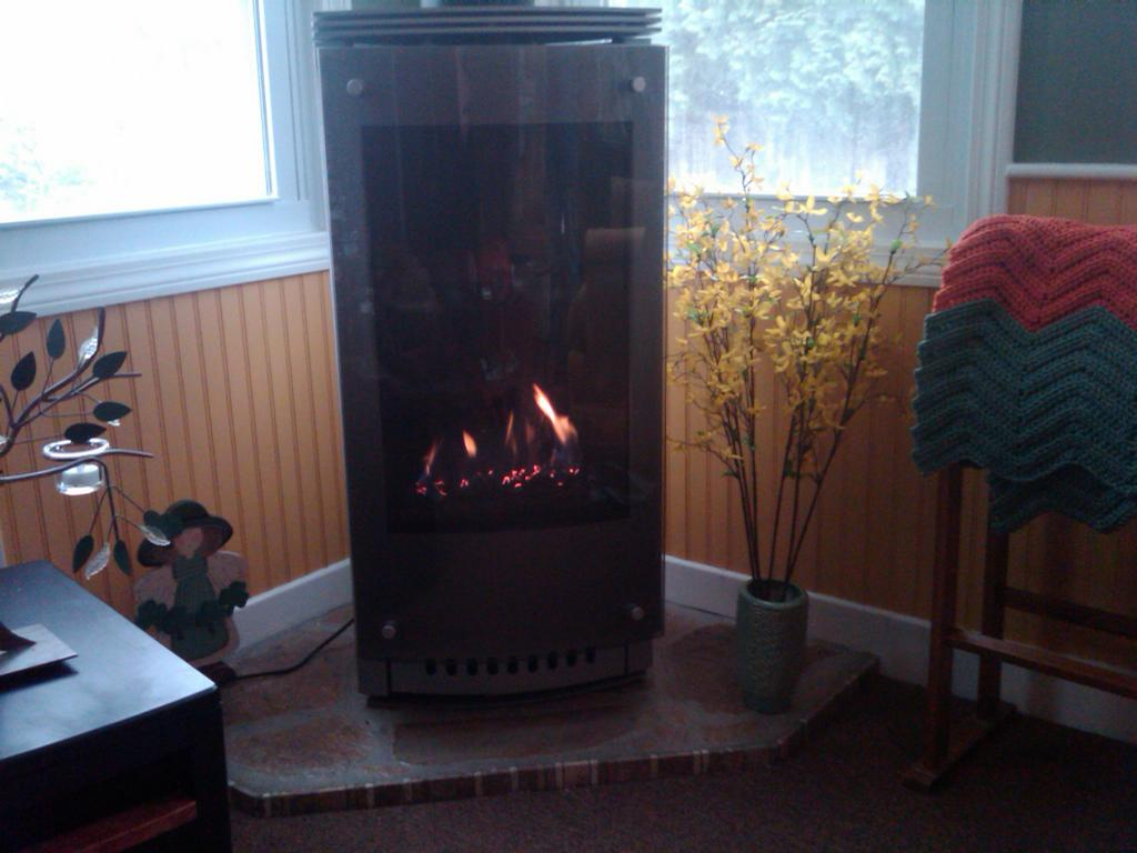 Heat Amp Glo Paloma Gas Stove From Fireplace Village In