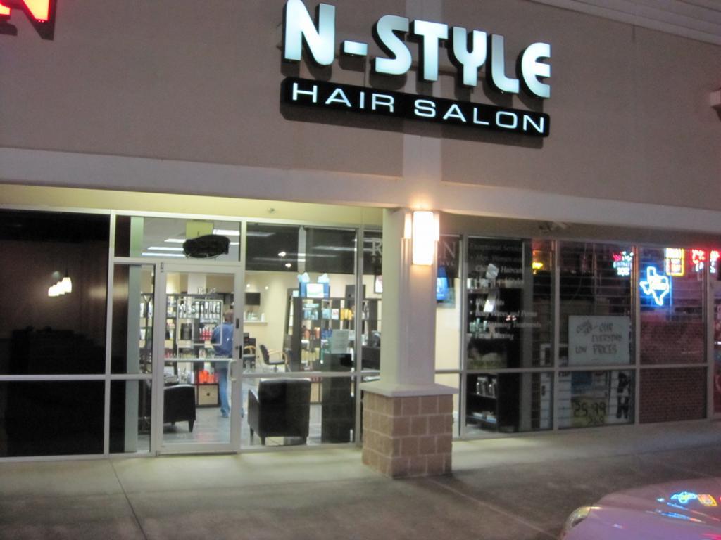 N Style Hair Salon: N Style Hair Salon - Tomball TX 77377
