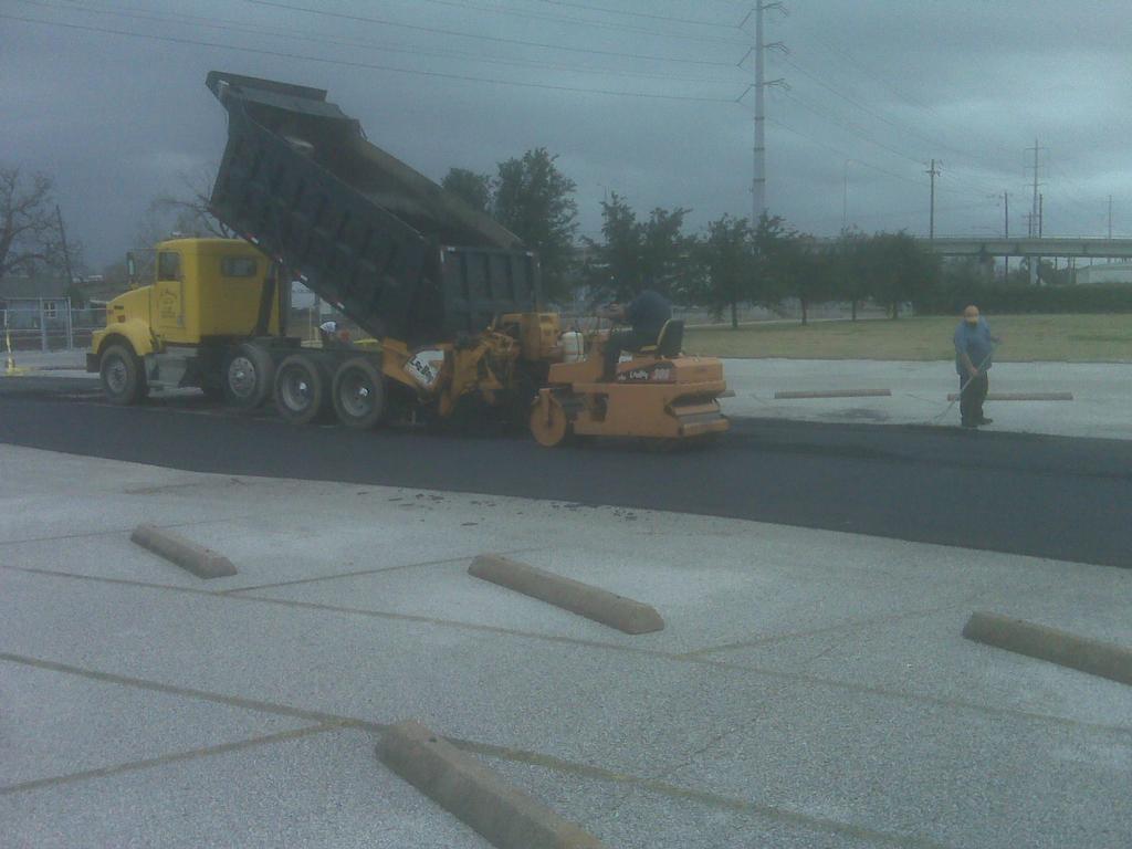Lonestar Paving Construction Kingwood Tx 77339 281 354 3583