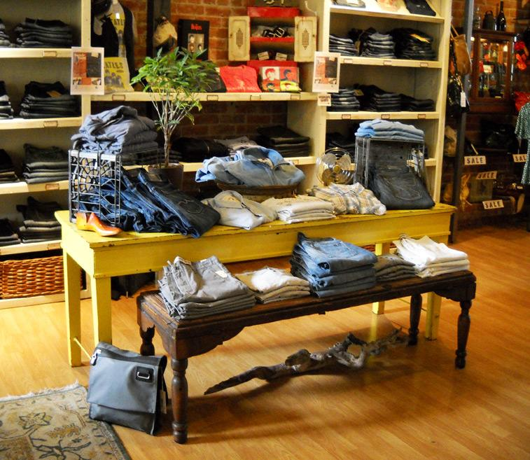 Clothing Stores In Healdsburg Ca