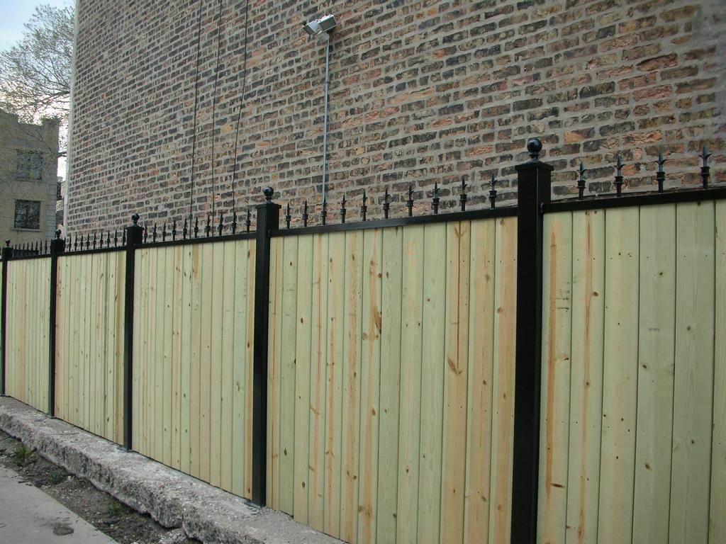 Pictures For Wrought Iron Fences And Porches In Chicago
