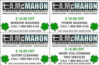 Mc Mahon Window Washing - Schaumburg, IL