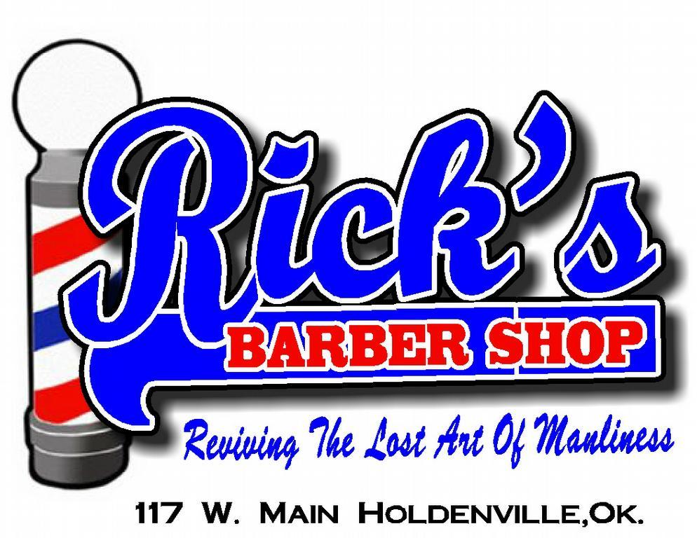 Rick'S Barber Shop >> Bb Shop From Rick S Barber Shop In Holdenville Ok 74848 Barbers