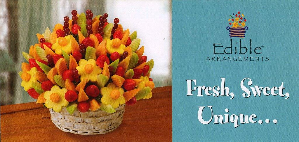 Ediblearrangements Logo From Edible Arrangements In