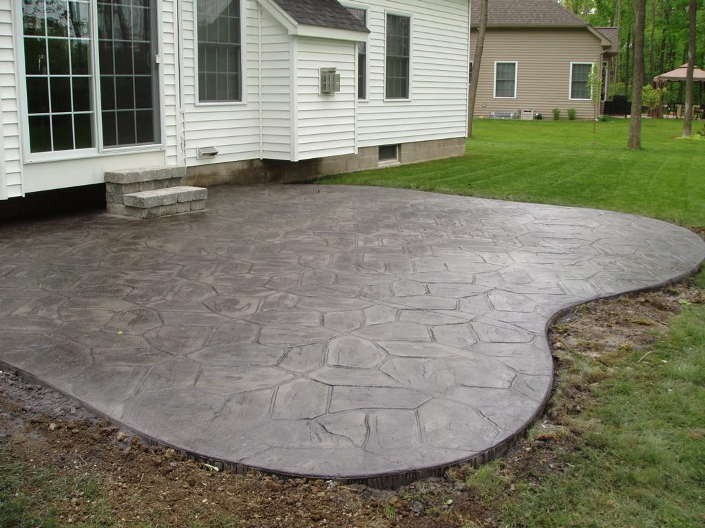 colored concrete patio related keywords suggestions