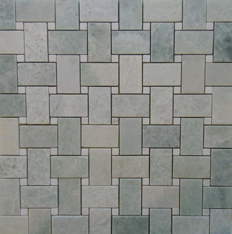 How To Basket Weave Tile : Classic tile marble inc brooklyn ny
