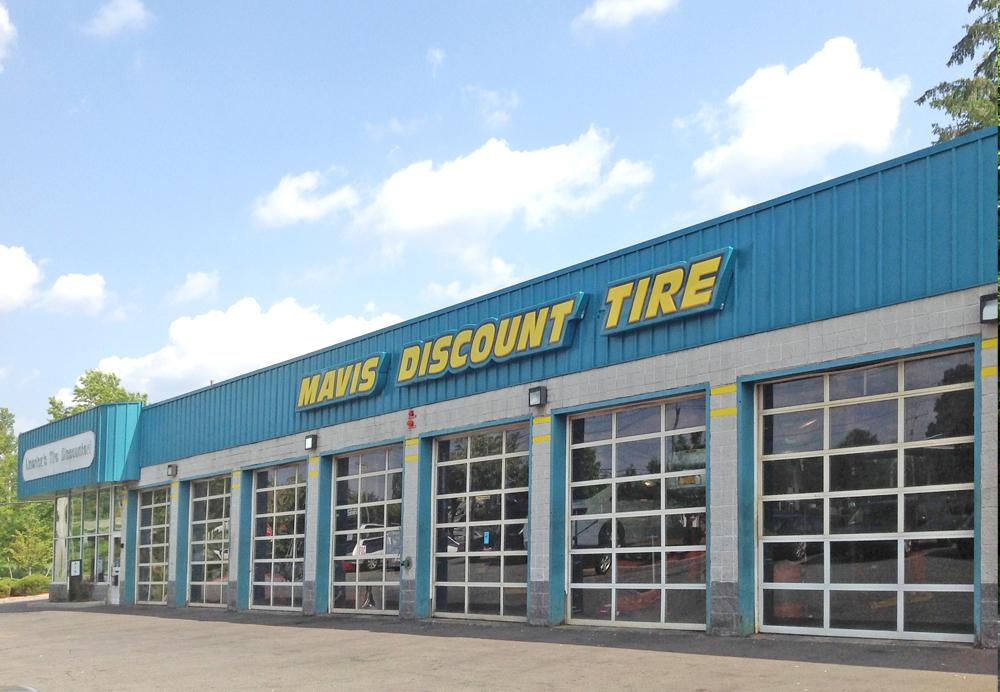 Mavis discount tire coupon