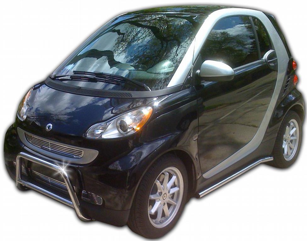 Smart car sportbar stainless steel from broadfeet motorsport equipment