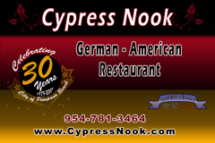 Cypress nook coupons