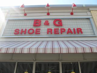 B G Shoe Repair Monroeville Pa